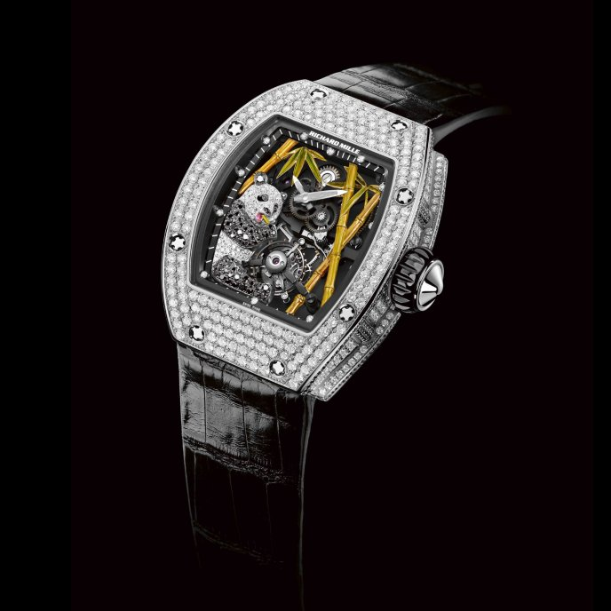 Richard Mille - RM 26-01 Tourbillon Panda
