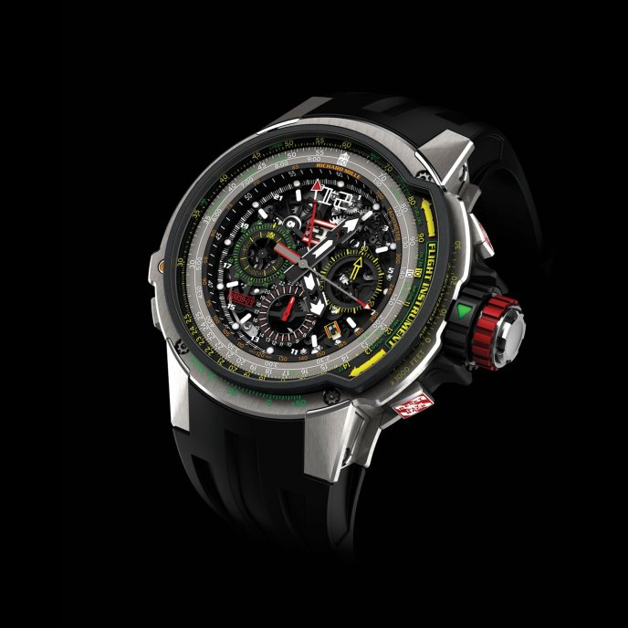 Richard Mille - RM 39-01 Automatic Flyback Chronograph Aviation E6-B