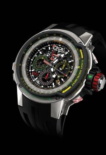 RM 39-01 Automatic Flyback Chronograph Aviation E6-B