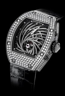 Tourbillon RM51-02 Diamond Twister