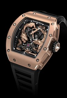 RM 57-01 Tourbillon Phenix and Dragon-Jackie Chan
