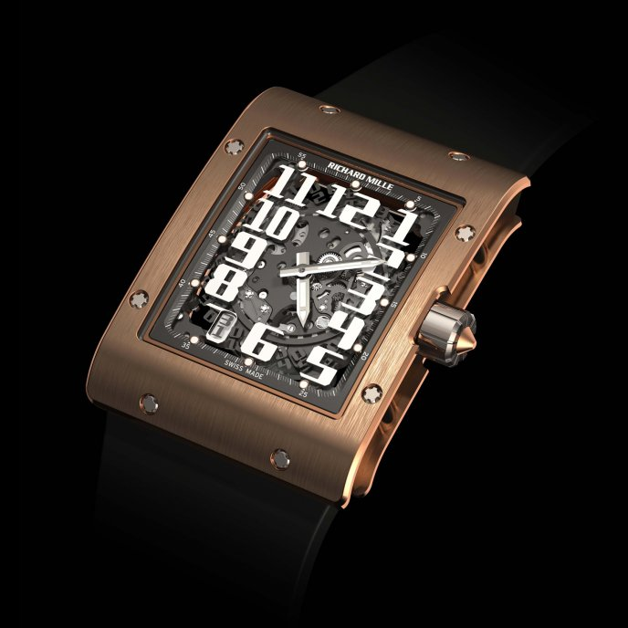 Richard Mille - RM 016 Automatique Extra Plate - 516.04.91