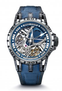 Excalibur Spider 45 Bucherer Blue Edition