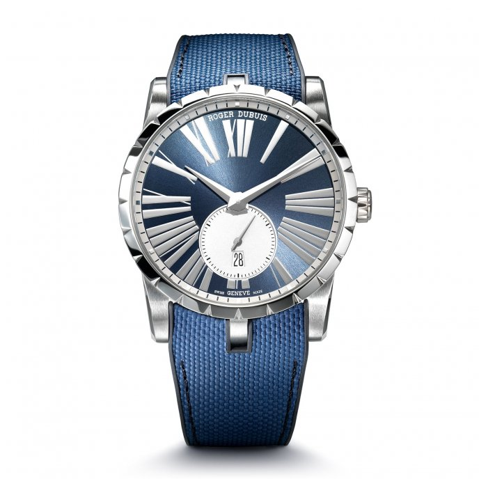 Excalibur 42 Bucherer Blue Edition
