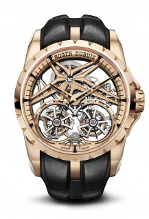 Excalibur Double Flying Tourbillon