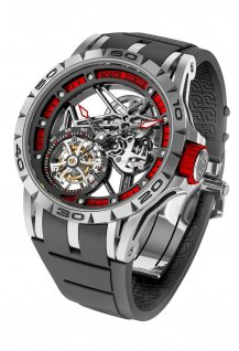 Excalibur Spider Single Flying Tourbillon