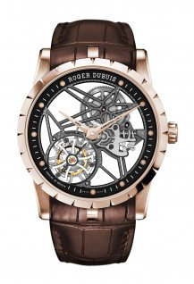 Excalibur 42 Skeleton Flying Tourbillon