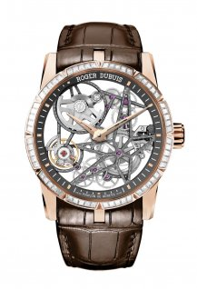 Automatic Skeleton set with diamonds