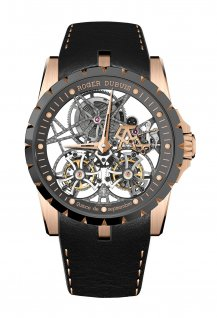 Excalibur Skeleton Automatic Canelo Limited Edition