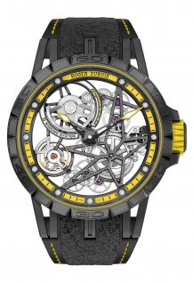 Excalibur Spider Pirelli - Automatic Skeleton
