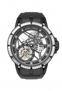 Spider Skeleton Flying Tourbillon