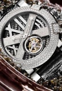 Titanic-DNA - White Star Tourbillon II