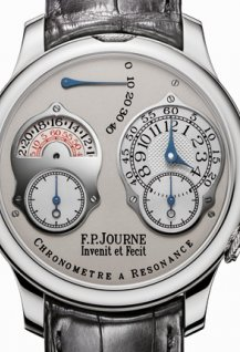 Chronomètre à Résonance