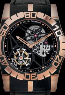 EasyDiver Skeleton Flying Tourbillon