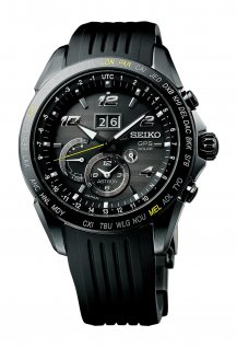 Astron GPS Solar Big-Date Novak Djokovic Limited Edition