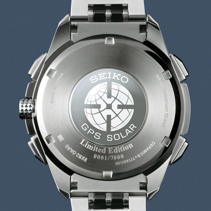 Seiko Astron SSE001 Watch-back-view