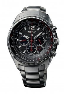 Chronographe d'Aviation Solaire