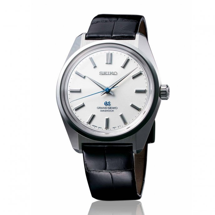 Seiko-Grand-Seiko-Or-Blanc-SBGW043-face-view