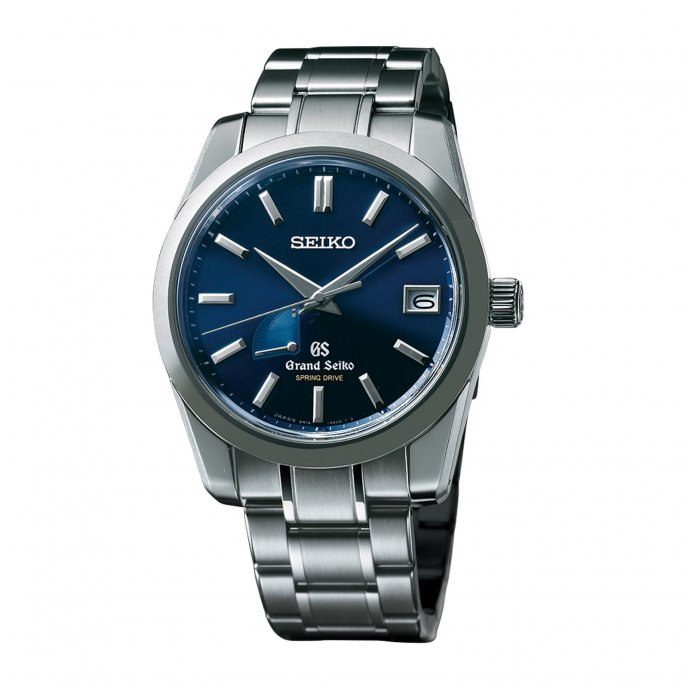 Seiko Grand Seiko SBGA105 Watch-face-view