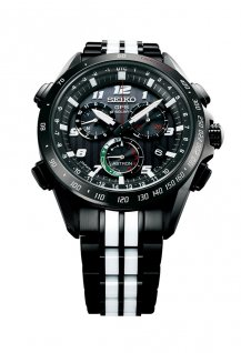 GPS Solar Chronograph Giugiaro Design Limited Edition