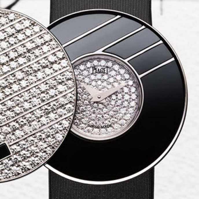 Piaget - Limelight Secret Watch