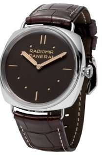 PAM00373 - Radiomir 3 Days Platino - 47mm