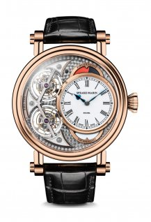 Magister Vertical Double Tourbillon