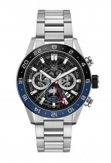 Carrera Heuer 02 Chronograph GMT