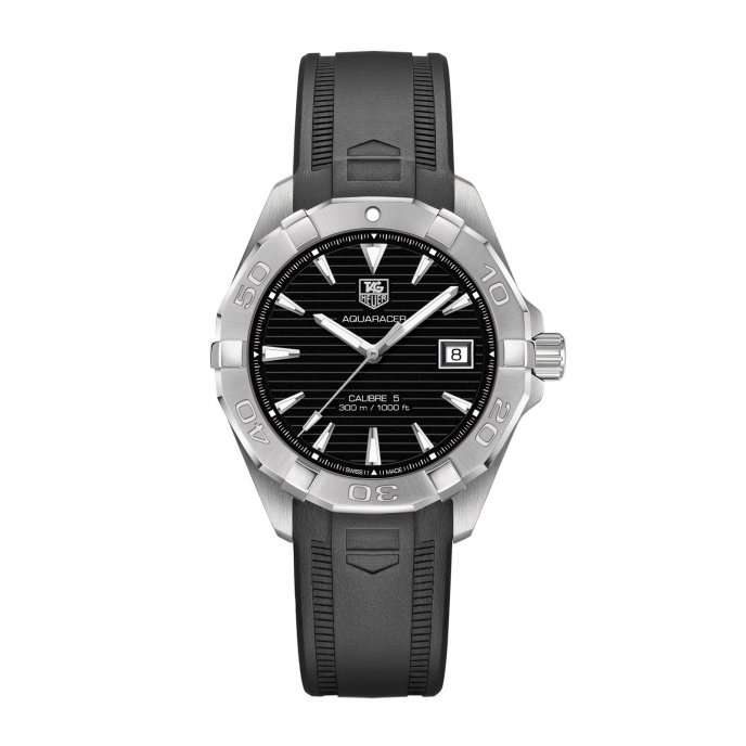 TAG Heuer Aquacer 300M WAY2110.FT8021 watch face view
