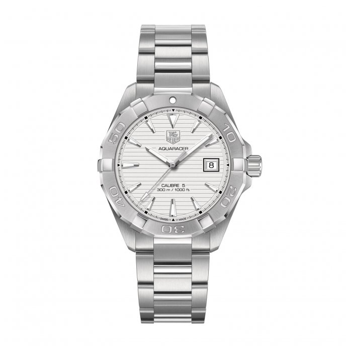 TAG Heuer Aquaracer 300M  WAY2111.BA0910 watch face view