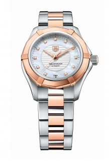 Lady Automatique 34mm Diamonds