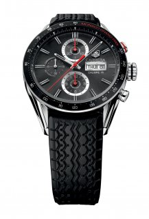 Calibre 16 Chronograph Day-Date Monaco Grand Prix Ltd Ed