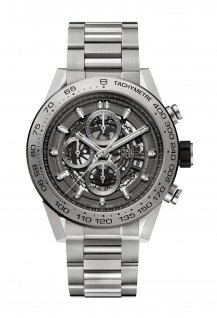 TAG Heuer Carrera Heuer-01 Titane Grey Phantom