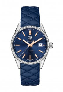 Carrera Lady Touches d'Or Rose 39mm