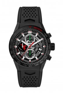 Carrera Heuer-01 Mexico Angel Limited Edition