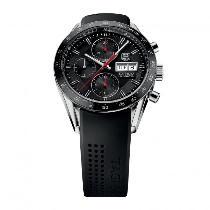 TAG Heuer - Carrera - Calibre 16 Chronograph - CV201AH.FT6014