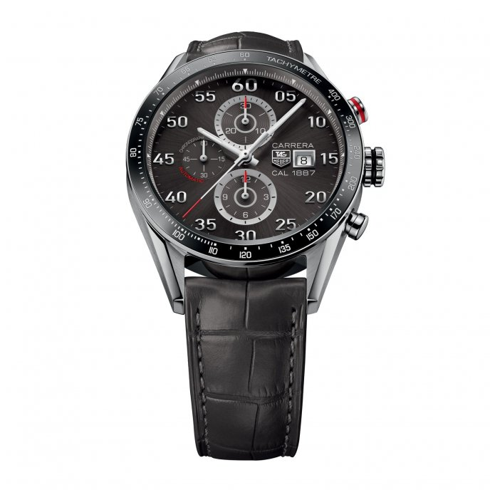 TAG Heuer - Carrera - Calibre 1887 Chronograph 43mm - CAR211.FC6313