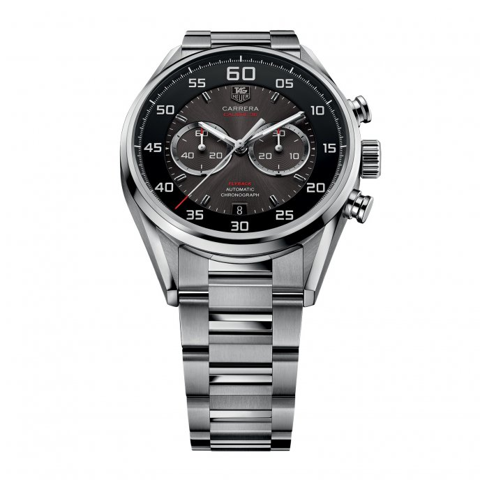 TAG Heuer - Carrera - Calibre 36 Chronograph Flyback - CAR2B10.BA0799