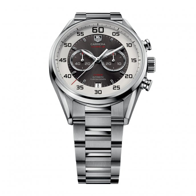 TAG Heuer - Carrera - Calibre 36 Chronograph Flyback - CAR2B11.BA0799