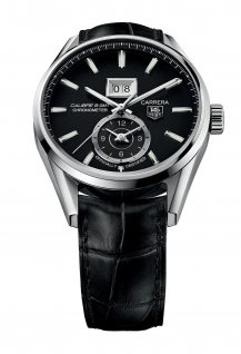 Calibre 8 Grande Date GMT 41mm