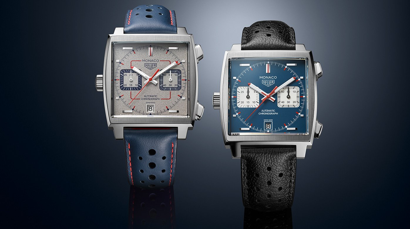 TAG Heuer - Monaco 1989-1999 Limited Edition