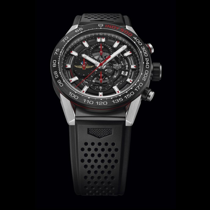 3fe64badb914 tag heuer carrera heuer 01 indy500 limited edition   tag heuer carrera heuer 01 indy500 limited edition