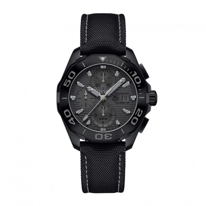 Calibre 16 Black Phantom Chronograph