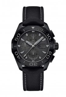 Calibre 16 Chronographe Black Phantom