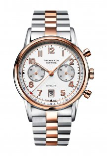 CT60® Bicolor Chronographe 42 MM
