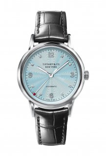 Tiffany CT60® Ice 3-Hand 34 mm
