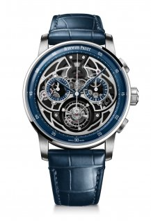 Code 11.59 Tourbillion by Audemars Piguet Volant Chronographe Automatique