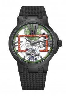 Executive Skeleton Tourbillon Hyperspace