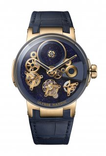 Executive Tourbillon Free Wheel 1766-176LE/AVE