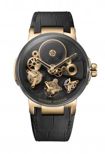 Executive Tourbillon Free Wheel 1766-176LE/STRAW